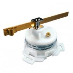 VDO Rudder angle sensor for dual station