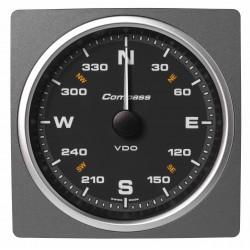 Veratron AcquaLink - 110mm Black Kompas 360 Graden - 12-24V