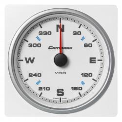 Veratron AcquaLink - 110mm White Kompas 360 Graden - 12-24V