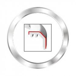 16x Veratron ViewLine 110mm Bezel Flat Chroom Bulk Package