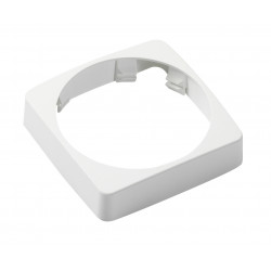 Veratron AcquaLink 52mm Bezel Square Enkel White Retail Package