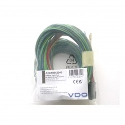 VDO ViewLine Ammeter Cable 8-pin