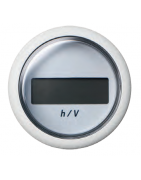 Voltmeter - Hour counters