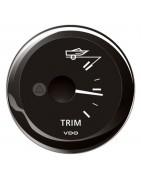Trim gauges